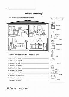 places in the house worksheets 15999 rooms in the house teaching vocabulary