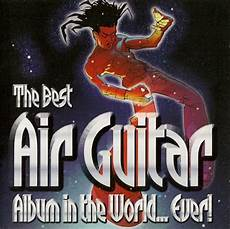 best cover the best air guitar album in the world cd