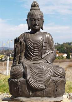sold teaching garden buddha statue 40 quot 77ls45 hindu