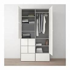 Ikea Schlafzimmer Schrank - visthus kleiderschrank grau wei 223 wohnen