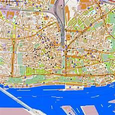Hamburg Sehenswürdigkeiten Karte - karten und stadtpl 228 ne hamburg