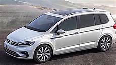 2016 Volkswagen Touran Ii Cross Pictures Information