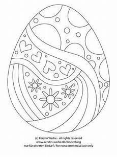 Vorlagen Ostereier Malvorlagen Ostern Osterei Malvorlage27032013 Eggs Osterei Malvorlage