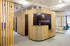 A Modern Youthful Look For The New Offices Of La