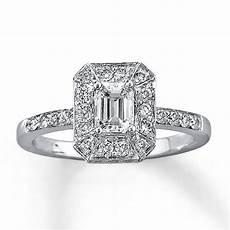 ten beautiful emerald cut engagement rings bestbride101