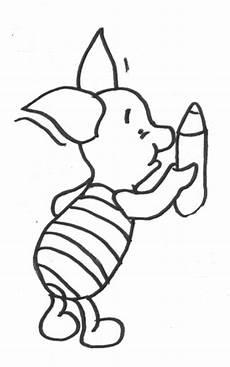 Malvorlagen Ferkel Winnie Pooh Winnie Pooh Und Ferkel Malvorlage
