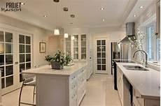 cuisine et maison boutique cuisine classique contemporaine blanc douceur projet