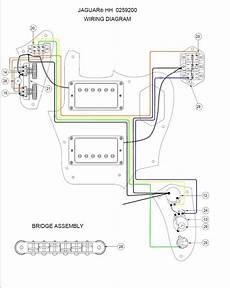 fender jaguar wiring diagram for 1963 capacitor resistor fender jaguar jazzmaster discussion jag stang forum