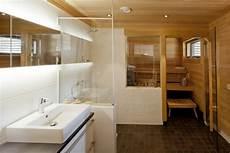 Trennwand Glas Bad - bad mit sauna planen was muss beachten
