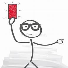 Strafe Rote El - mostrar la tarjeta roja imagen de archivo imagen de