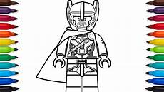 how to draw lego thor from marvel s thor ragnarok
