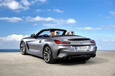 2019 bmw z4 sdrive30i starts at 50 695 in dealers from march carscoops