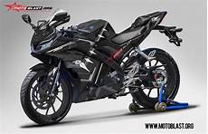 Yamaha R15 V3 Modifikasi by Modifikasi Yamaha R15 V3 Livery Black Panther Wakanda