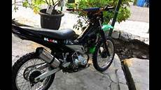 Mx Modif Trail by Modifikasi Motor Bebek Jupiter Mx Semi Trail Standar