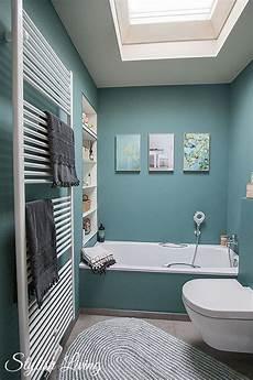 Kleines Bad In Farbe Mit Wandleuchte Lena Click Licht