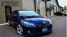 rims for 2011 toyota camry wheel offset 2011 toyota camry nearly flush dropped 1 3