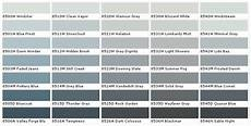 blue gray paint swatches homespiration pinterest