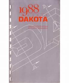 manual repair free 1988 pontiac firefly user handbook 1988 dodge dakota owners manual