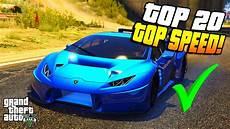 gta 5 autos gta 5 top 20 der schnellsten supersportwagen gta 5