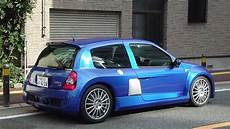 Spotted It Japan A Renault Clio V6 Renault Sport