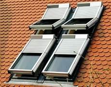 dachfenster velux mit rolladen haus deko ideen