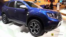 2018 Dacia Duster Exterior Walkaround 2017 Frankfurt
