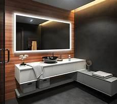 badspiegel mit led badspiegel mit led beleuchtung wandspiegel