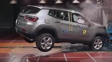jeep compass test 2018 jeep compass crash test
