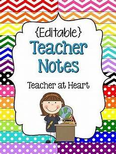 Thanksgiving Note Card For Teachers Template by Freebie Editable Notes Notes