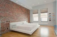 stylish exposed brick wall 50 minimalist bedroom ideas that blend aesthetics with