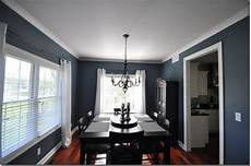 dining room crown molding decor and the dog