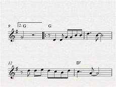 free easy violin sheet music la cucaracha youtube