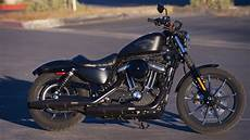 2017 Harley Davidson Sportster Iron 883 Basics Done Right
