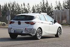 opel astra gsi 2016 opel astra gsi looks ready to take on the vw gti in these spyshots autoevolution