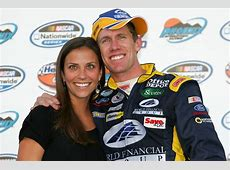 denny hamlin girlfriend