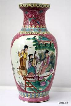 China Porzellan Antik - antique porcelain vase seal marked ebay