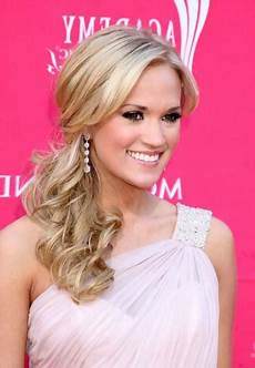 hairstyles to wear with a dress cute hairstyles for one shoulder dress buzfr