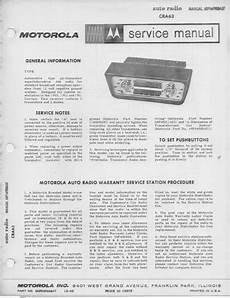 free online auto service manuals 1963 chevrolet corvair 500 navigation system 1961 1962 1963 corvair cra63 motorola radio service manual schematic auto fix ebay