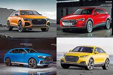 Audi Models by Audi Suvs 8 New Models On The Way Before 2020 Auto Express
