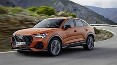 2020 audi q3 2020 audi q3 sportback revealed won t reach us