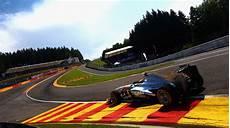Formel 1 Strecke Spa Francorchs Der Gp Belgien