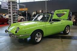 Fiat 850 Sport Spider  128 Und Klassische