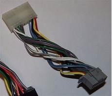 Buy Panasonic Car Radio Stereo Wiring Harness Adaptor