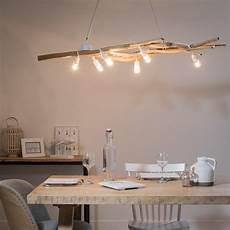 luminaire suspension bois flotté suspension branchages en bois flott 233 en 2019 le en