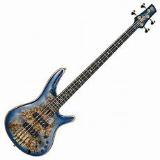 Ibanez Sr2600 Premium Bass 2018 Cerulean Blue Burst A