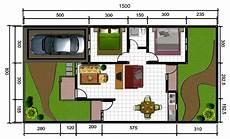 10 Desain Denah Rumah Idaman Rumah Impian