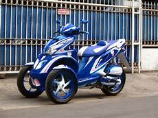 Jual Motor Modifikasi Roda 3 by Modifikasi Jok Motor Jok Vario Techno 125 Model Pcx Retro