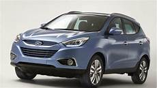 facelifted hyundai ix35 tucson shows up update autoblog