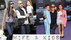 Vin Diesel And 2017 Family Lifestyle