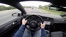 Vw 2014 Golf R 300bhp Test Drive Gopro